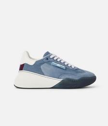 Loop Square Mesh Sneakers