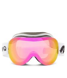 Model Two Mirrored-lens Ski Goggles