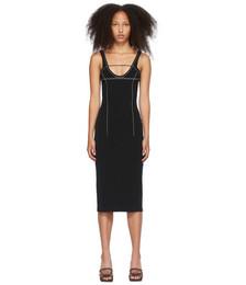 Black 'La Robe Vence' Dress