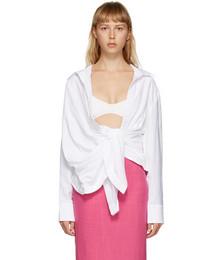 White 'La Chemise Bahia' Shirt