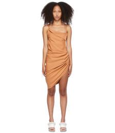 Orange 'La Robe Saudade' Dress
