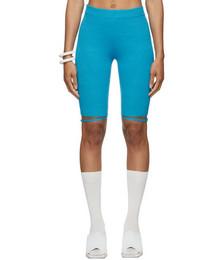 Blue La Montagne 'Le Short Sierra' Shorts