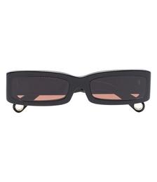 Les lunettes 97 Rectangle-frame Sunglasses
