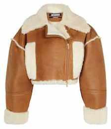 La Veste Paioù Shearling Jacket