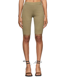 Khaki La Montagne 'Le Short Sierra' Shorts