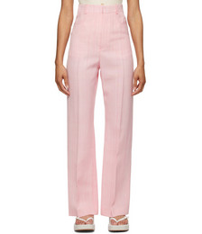 Pink 'Le Pantalon Sauge' Trousers