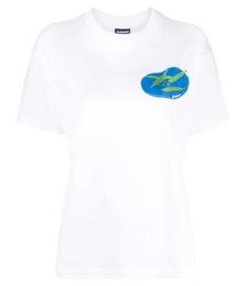 Graphic-print Short-sleeve T-shirt