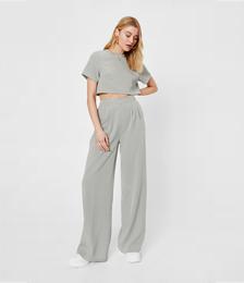 Linen Trouser Co-Ord
