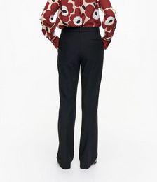 Illansuu Solid Trousers