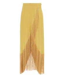 El Pareo Fringed Skirt