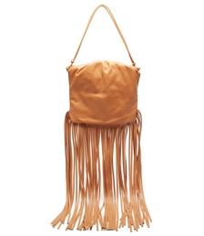 The Fringe Leather Shoulder Bag