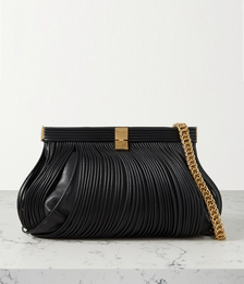 Rolo Fringed Leather Shoulder Bag