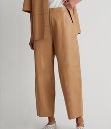 Montaro Leather Pant
