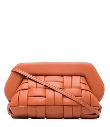 Bios Weaved Artificial Leather Clutch