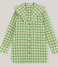 Responsible Blend Collared V-Neck Shirt