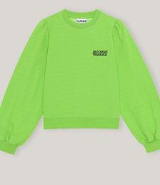 Software Isoli Puff Shoulder Sweatshirt