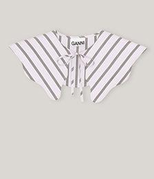 Organic Cotton Detachable Collar