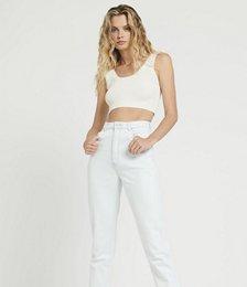 Crop Camisole - White