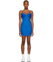 Knit Strappy Dress