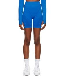 Knit Seamless Sport Shorts