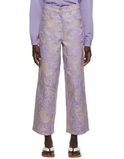 Jacquard Pinel Bis Trousers